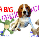 A Big Thank You From Me To You xxxx