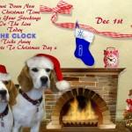 Advent Calendar Dec 1 Clock