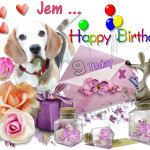 Birthday Jem 9