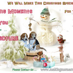 Christma Snow  Card For You