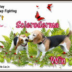Don't let Sceroderma Win
