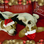 Love Is ... Merry Christmas
