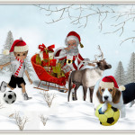 Santa Wish A New Football