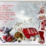 Santa's Little HelperIs Tiered