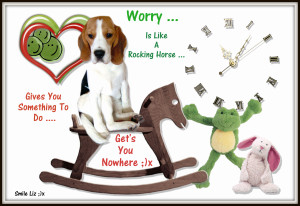 Designs With Words, Beagle Message,