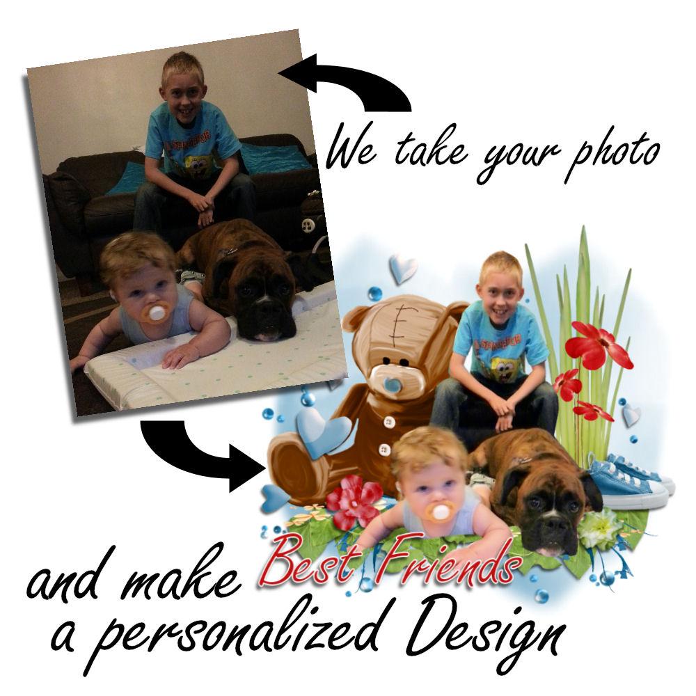 make a design